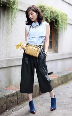 時尚穿搭:黃黃小太陽