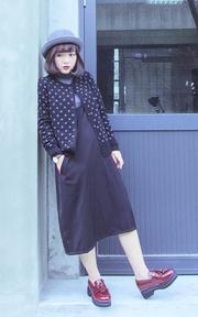 MIXXO 針織外套的時尚穿搭