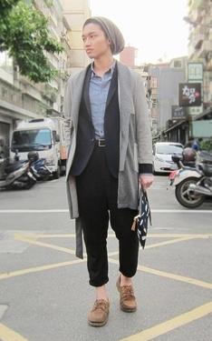 時尚穿搭:哈味才是NO.1