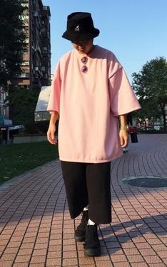 時尚穿搭:PINK