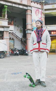 時尚穿搭:粗針織毛衣是王道