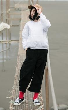 時尚穿搭:去海邊玩