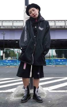 時尚穿搭:現在真的不像冬天 (╯‵□′)╯︵┴─┴