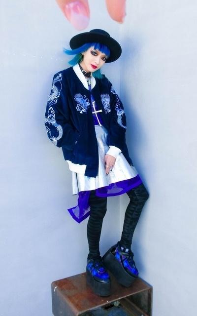 適合混搭、風格、橫須賀外套的穿搭