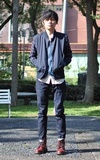 JAPANBLUE  牛仔褲的時尚穿搭
