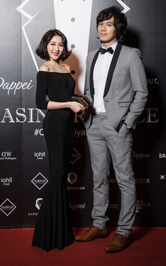 時尚穿搭:Dappei Casino Royale Party 2015