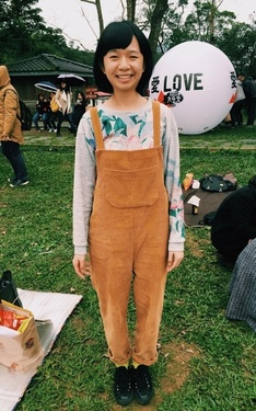 時尚穿搭:草皮音樂祭!