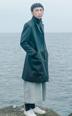 時尚穿搭:one day : 海辺のカフカ