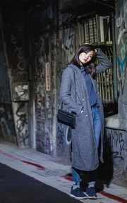 ZARA TRF SHOULDER BAG 的穿搭