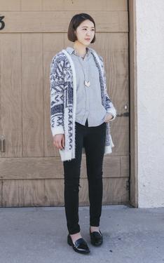 時尚穿搭:冬天一定要來件毛茸茸外套