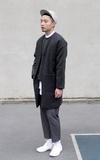 時尚穿搭:不冷的跨年夜 / 灰色登場!!!