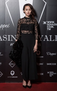 時尚穿搭:Casino Royale x Dappei Annual Party2015