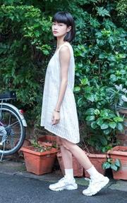SAIBABA ETHNIQUE 洋裝的時尚穿搭