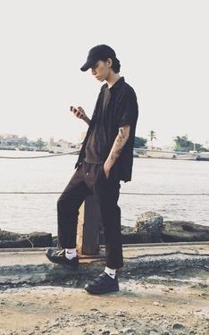 時尚穿搭:郭旻 2016-01-07的搭配