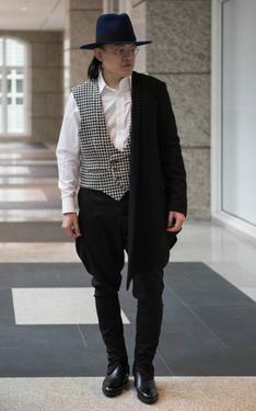時尚穿搭:秋冬紳士.幻想穿搭