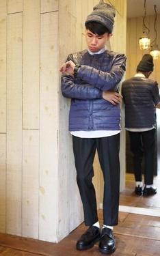 時尚穿搭:William Hsueh 2016-01-14的搭配