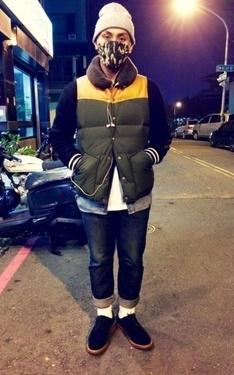 時尚穿搭:冬季裝扮