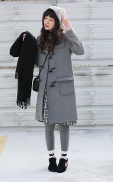 時尚穿搭:台灣的冬天來臨穿搭