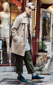 COMMON PROJECTS 鞋子的穿搭