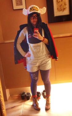 時尚穿搭:阿拉蕾未來式