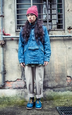 時尚穿搭:20160129 [ 1000人追蹤了! ]