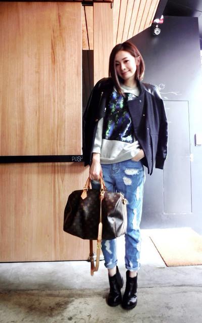 Alice Chang 2014-01-06的搭配