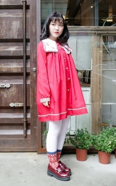 時尚穿搭:過年要紅包穿搭