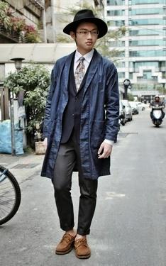 時尚穿搭:衣冠禽獸
