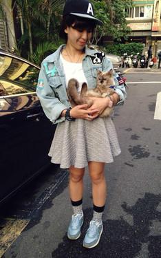 時尚穿搭:Zora Chou 2014-01-07的搭配