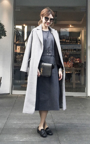 FINERY LONDON DRESS的穿搭