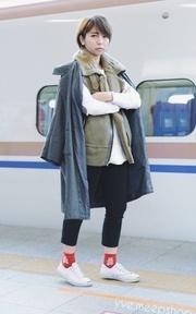 【YVE,】 YVE,邂逅【YC1601027】芬蘭雪地裡的時尚穿搭