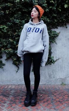 時尚穿搭:來個街頭感
