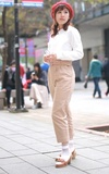 時尚穿搭:台北的清甜寫意