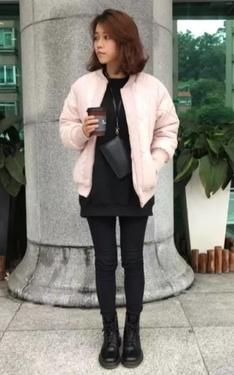 時尚穿搭:粉紅米其林