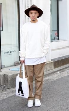 時尚穿搭:台北只有15度穿搭 /