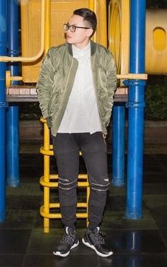 時尚穿搭:雨季街頭