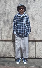 COP BY PLAIN-ME 寬褲的時尚穿搭