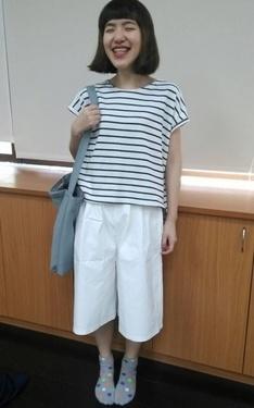 時尚穿搭:黑白配