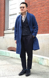 EDWARD GREEN 雕花牛津鞋的時尚穿搭