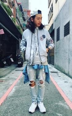 時尚穿搭:淺色丹寧