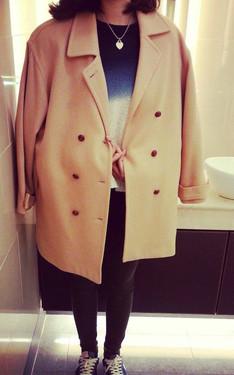 時尚穿搭:簡約質感