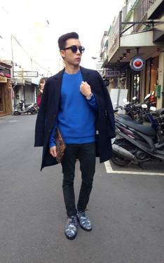 時尚穿搭:Arkey Lin 2014-01-11的搭配