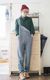 FERMENT BARREL SHAWL COLLAR GREEN SHIRT的時尚穿搭