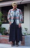 LA YOO 工作圍裙的時尚穿搭