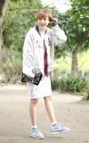70S VINTAGE 橫須賀外套的時尚穿搭