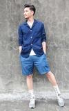 LEVI'S MADE & CRAFTED 休閒西裝外套的時尚穿搭