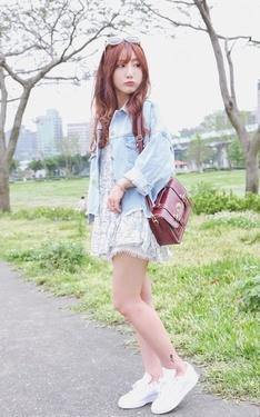 時尚穿搭:Flower Summer