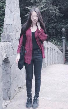 時尚穿搭:倩女幽魂系列