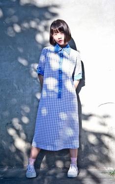 時尚穿搭:BLUE x WHITE
