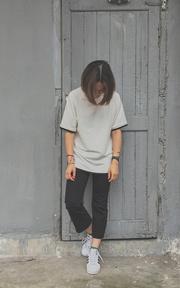 HEYBABY 白T的時尚穿搭